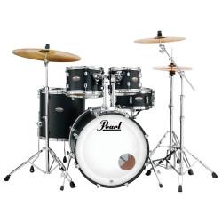 PEARL Decade Maple Standard Satin Slate Black