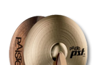 Orchestra and band cymbals